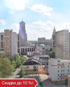 Апартаменты на Докучаевом пер.