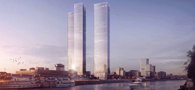 Небоскребы ЖК «Capital Towers»