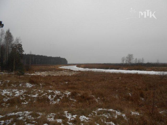 участок граничет с базой охот хозяйства пр...