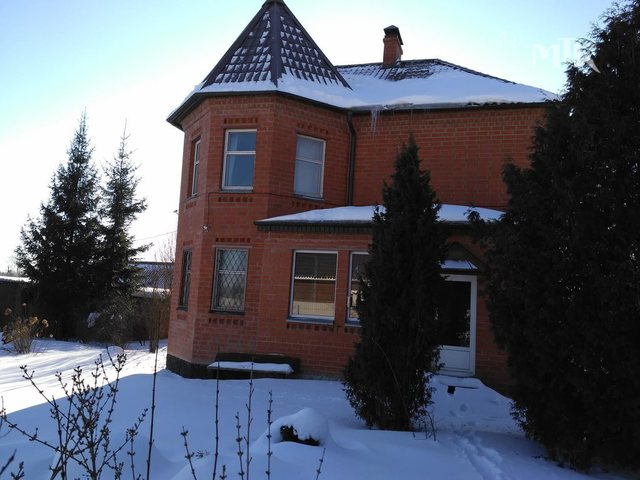 продам дом 190 кв.м в д.ивановское, чеховский р ...