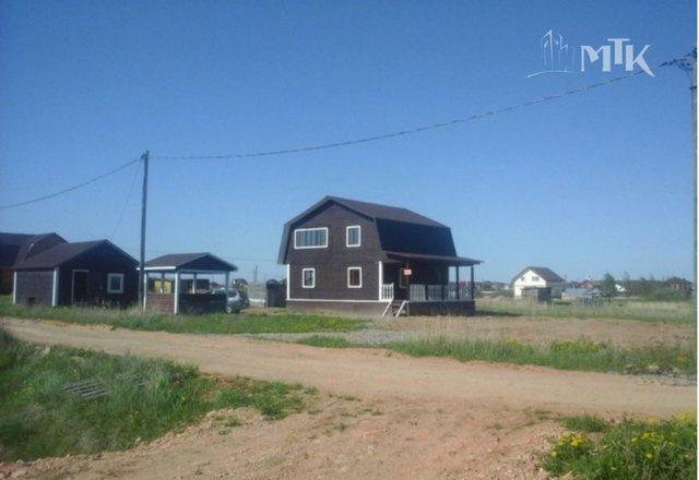 продается новый дом в деревне хутынь в 8км о ...