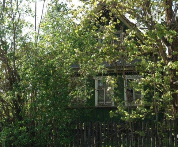 дом, 1-этажный, бревенчатый, 50 м, 2 комнаты, учас ...