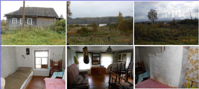 продам дом, 1-этажный, бревенчатый, 40 м, 3 комна ...